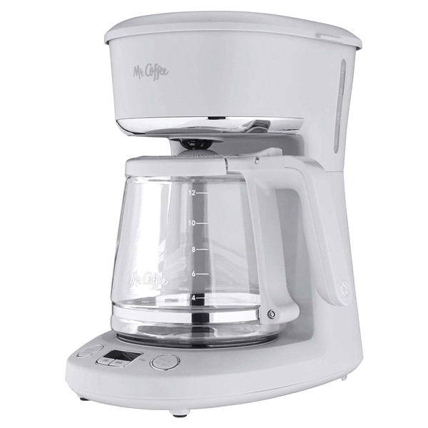 Mr. Coffee 5-cup Coffe Maker in Pewter Color